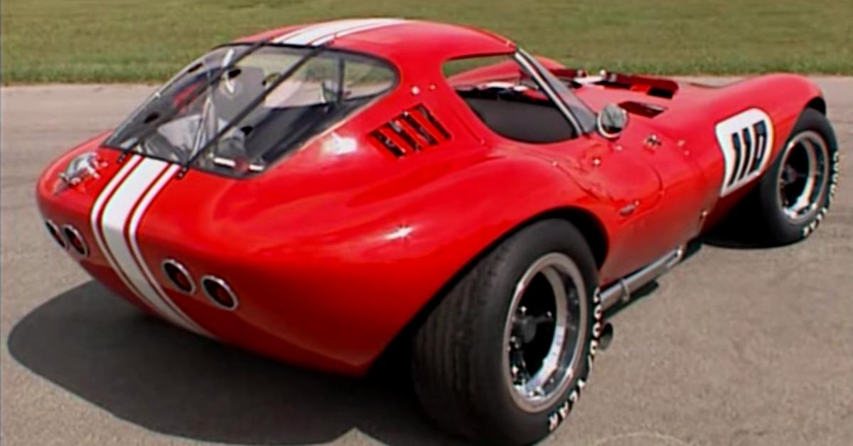 1964 CHEVROLET CHEETAH - EXOTIC AMERICAN RACE CAR | Pinterest ...