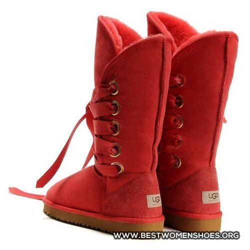 red ugg boots sale