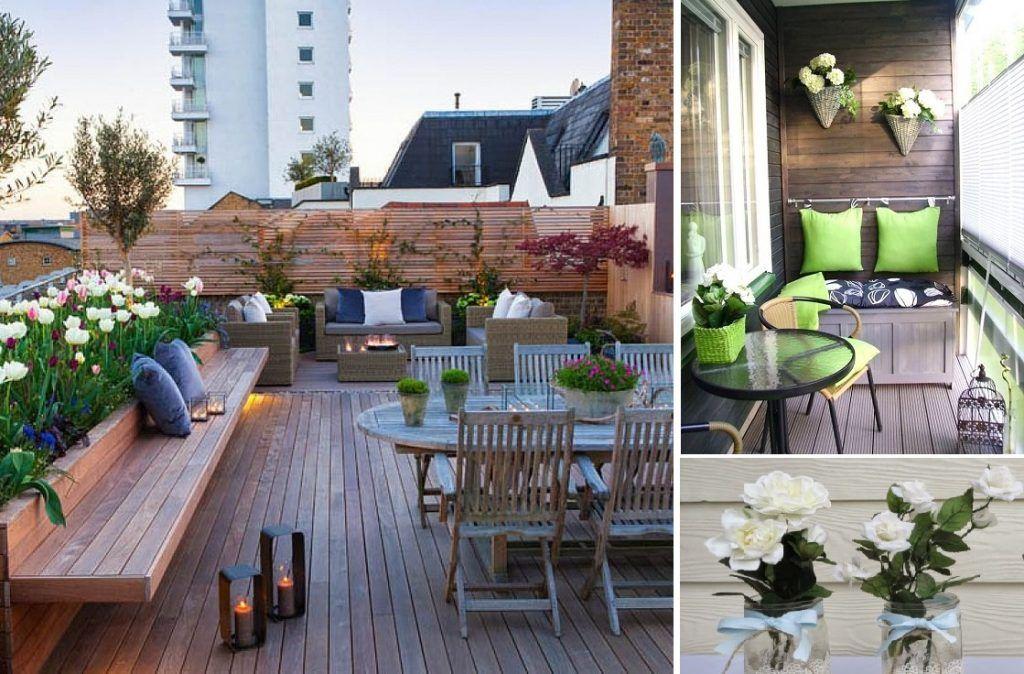 Estores decoracion sostenible inspiraci n terraza - Estores para terrazas ...