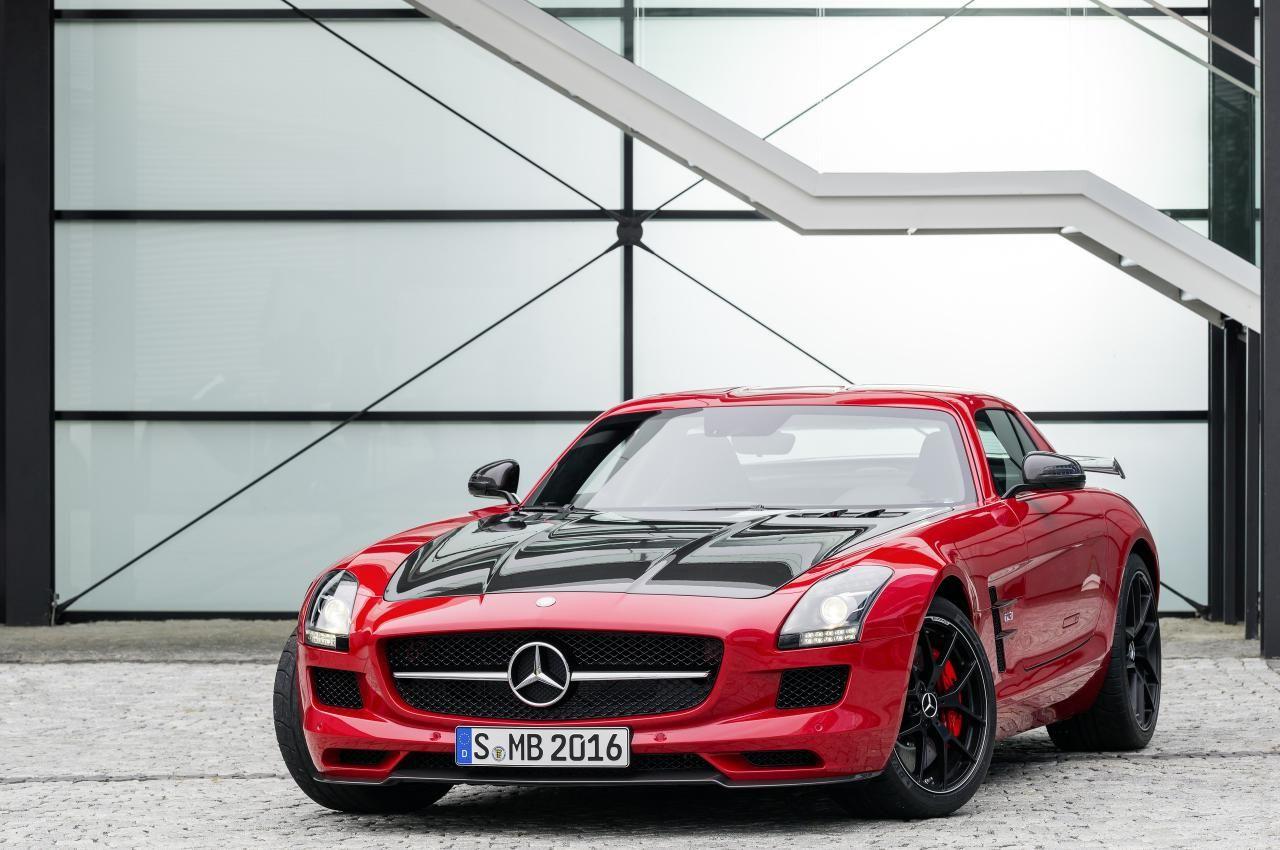 2014 Mercedes Benz Sls Amg Gt Final Edition Zavershaet Epohu