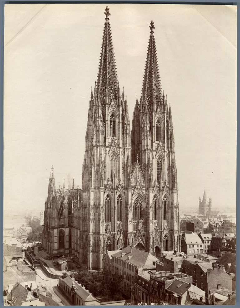 Mk1819 Png Cathedral Cologne Cathedral Gothic Church