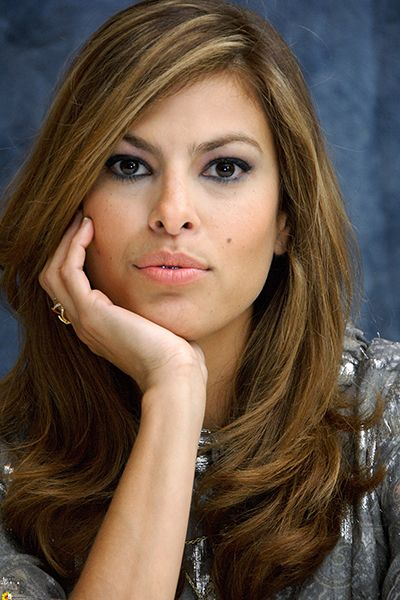 Eva Mendes Beautiful Eye Makeup in 2020 (With images ...