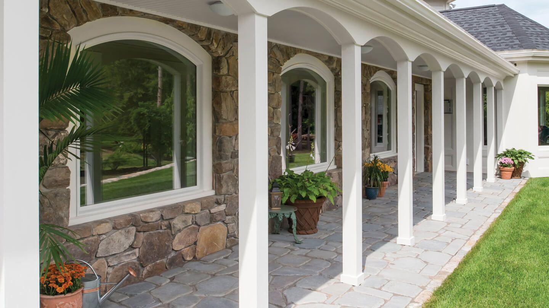 Azek column wrap trim barbie dream house in 2019 porch