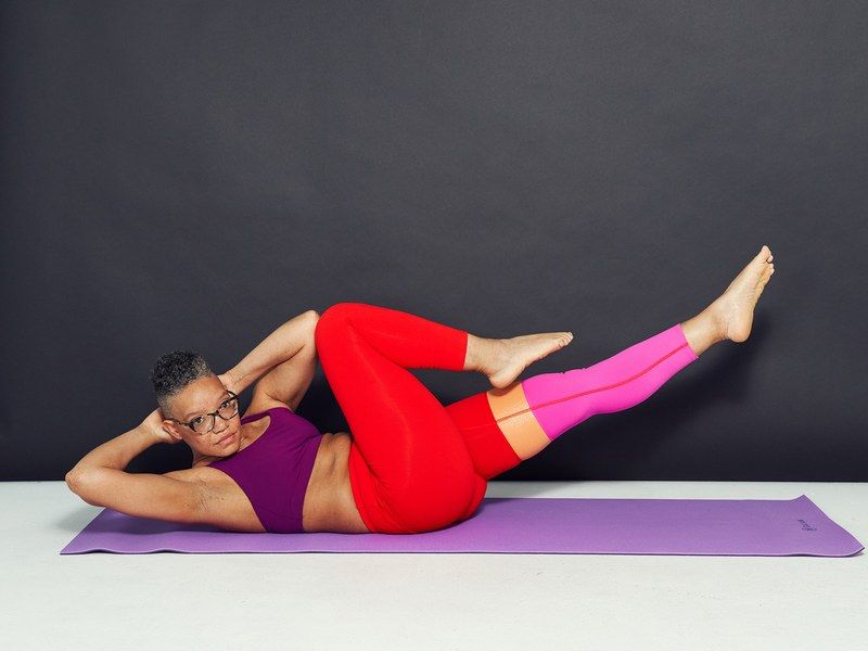 10-Minute Butt and Core Pilates Workout You Can Do in Your Living Room #pilatesworkoutroutine