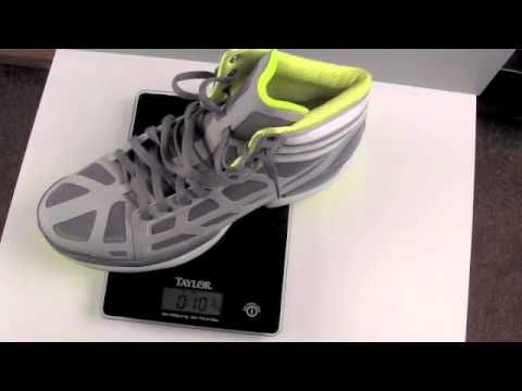 You can t fake the lightest - we checked. Adidas AdiZero Crazy Light ... 5774db90d5