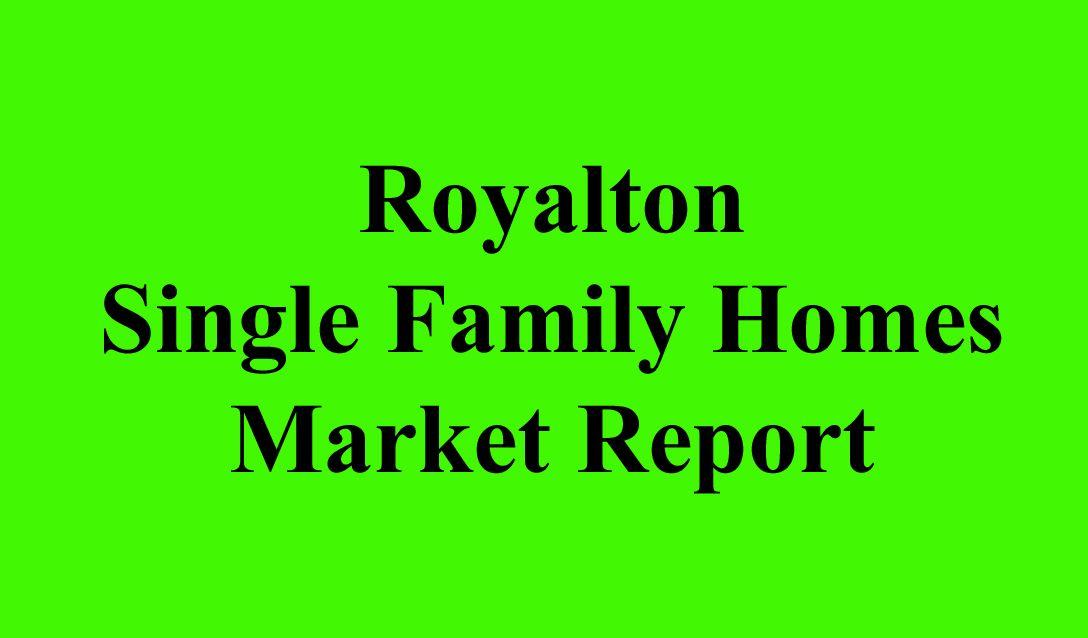Royalton Homes – Market Report