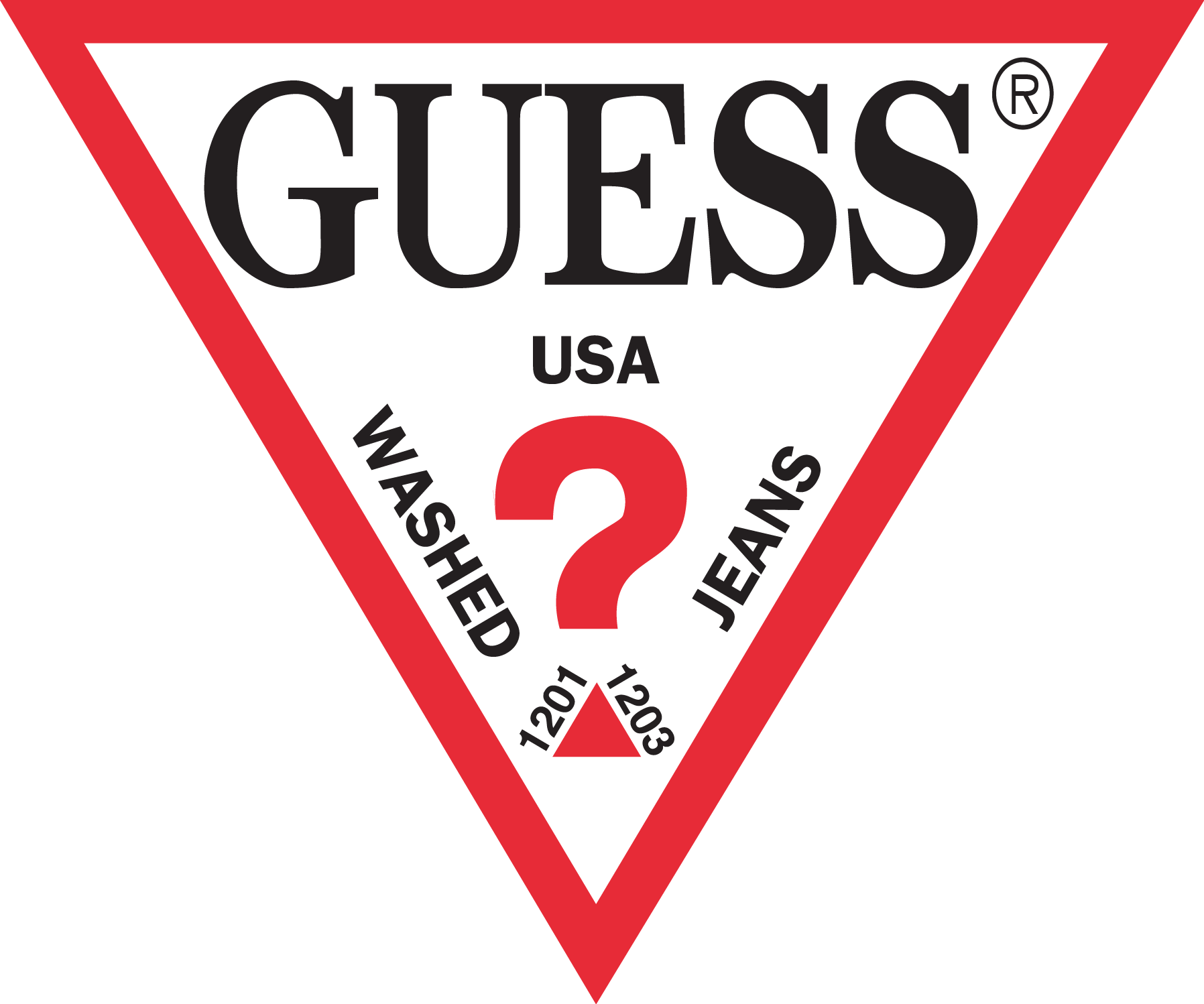 Guess Logo PNG Free Downloads, Logo Brand Emblems Guess