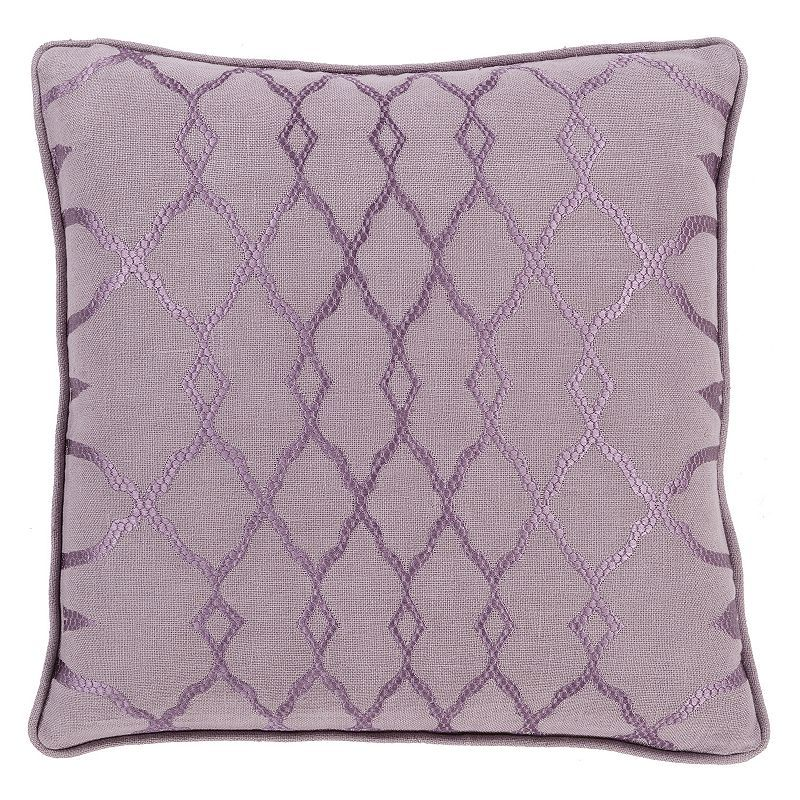 Decor 140 Nayoro Throw Pillow Purple Decorative Pillows Purple Throw Pillows Pillows Decorative Patterns