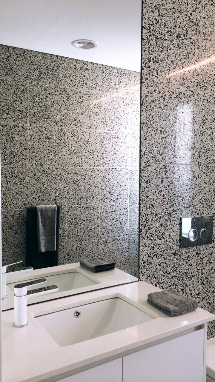 Our Terrazzo Bathroom Floor To Wall Supplied By Signorino