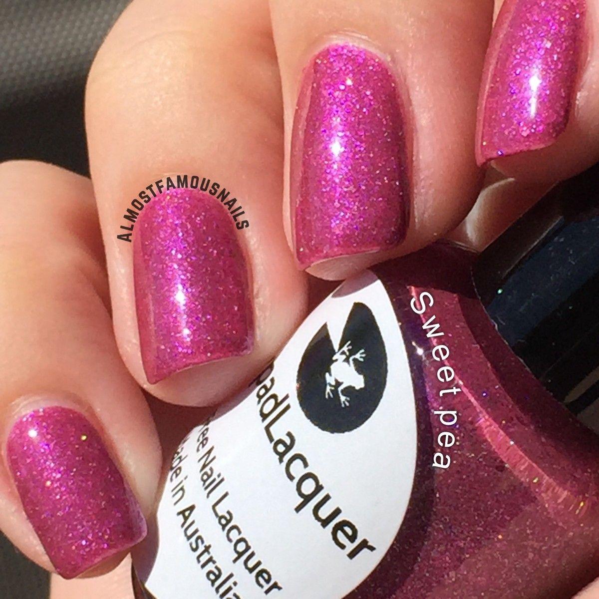 Lilypad Lacquer - Sweetpea LE   Lilypad Stash   Pinterest