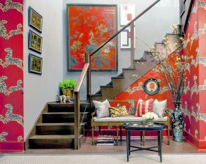 scalamandre-zebra-print-wallpaper_original   Home decor ...