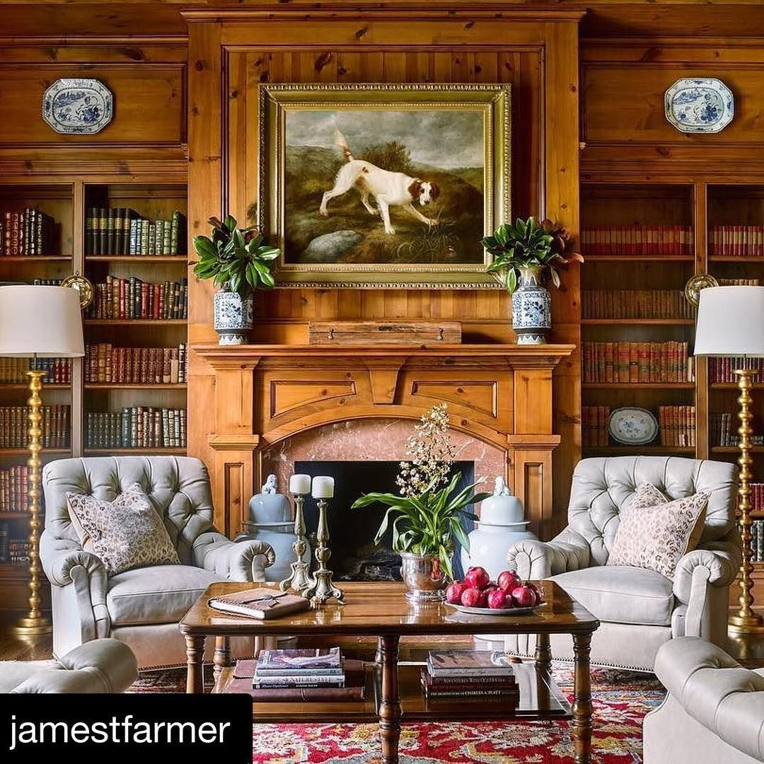 Southern Charm Living Room: Scrolling Through Instagram And Came Across This Beautiful