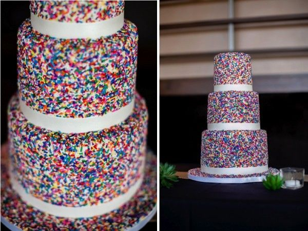 Best Rainbow Cake Icing