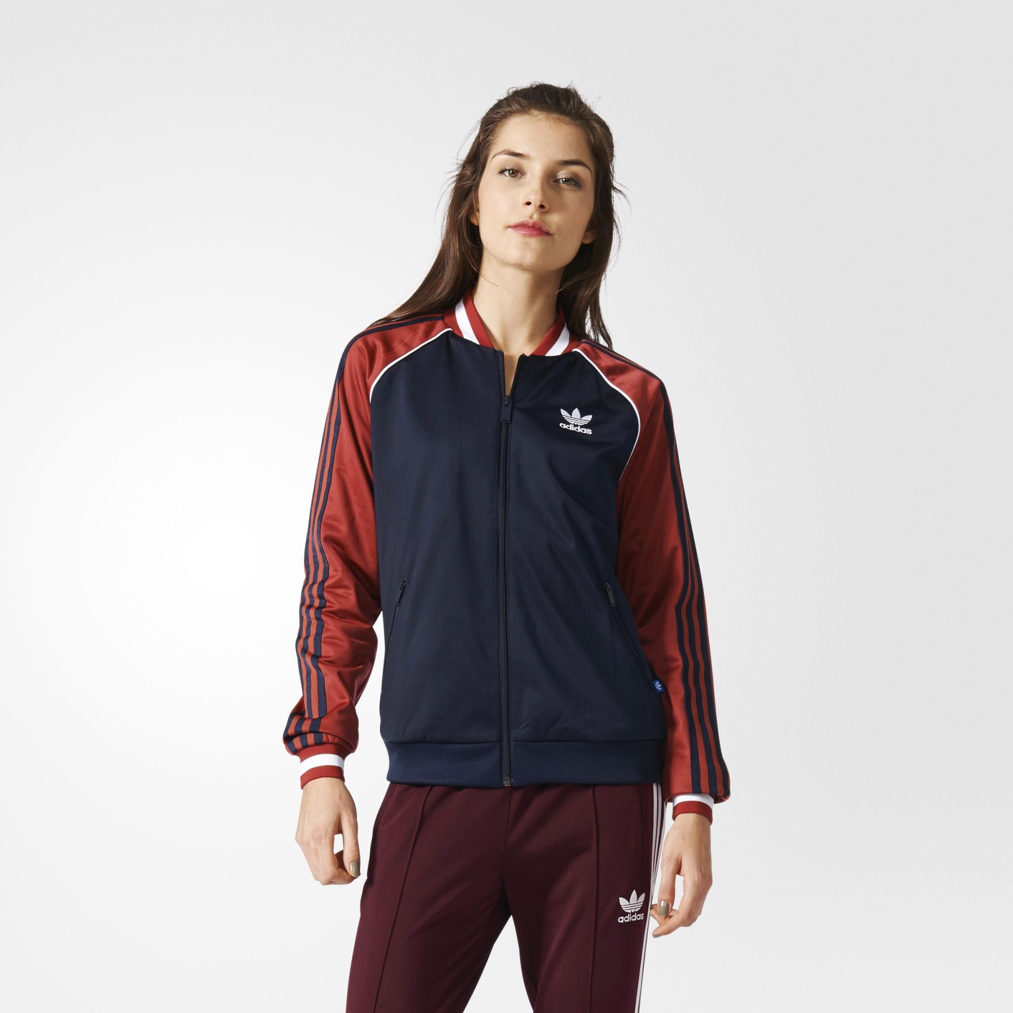Adidas Track Sst And Jacket Pinterest Faces Jackets T06rUwTq
