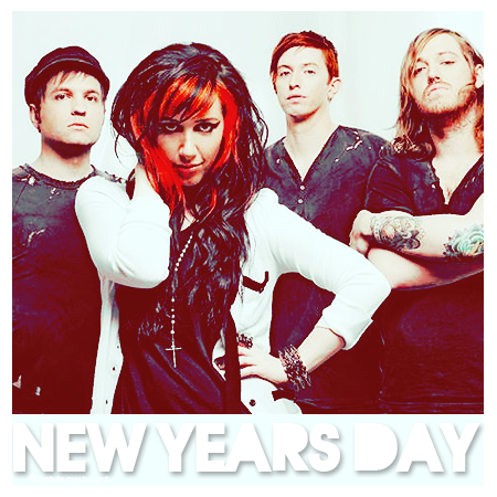 new years day band have decided that the Band of the