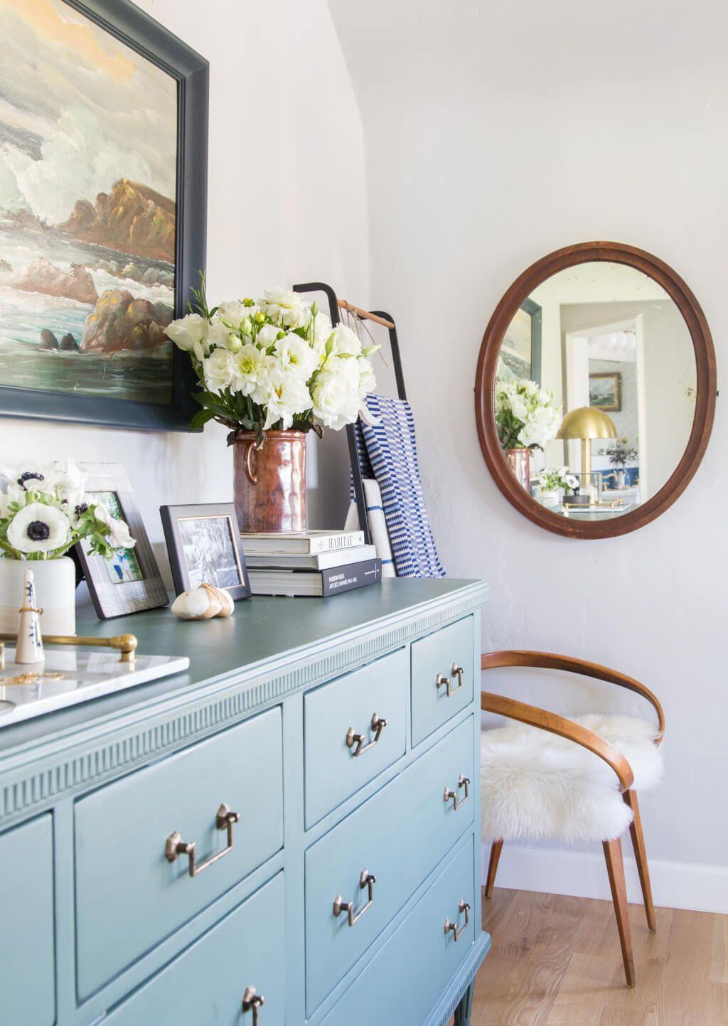 Emily henderson modern english cottage tudor master bedroom reveal