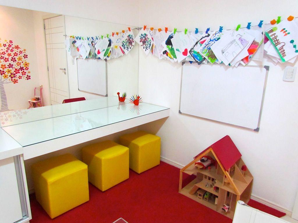 Consult Rio Psicologia Infantil Pesquisa Google Ideias Sala Fono  -> Como Decorar Uma Sala De Atendimento Psicopedagogico
