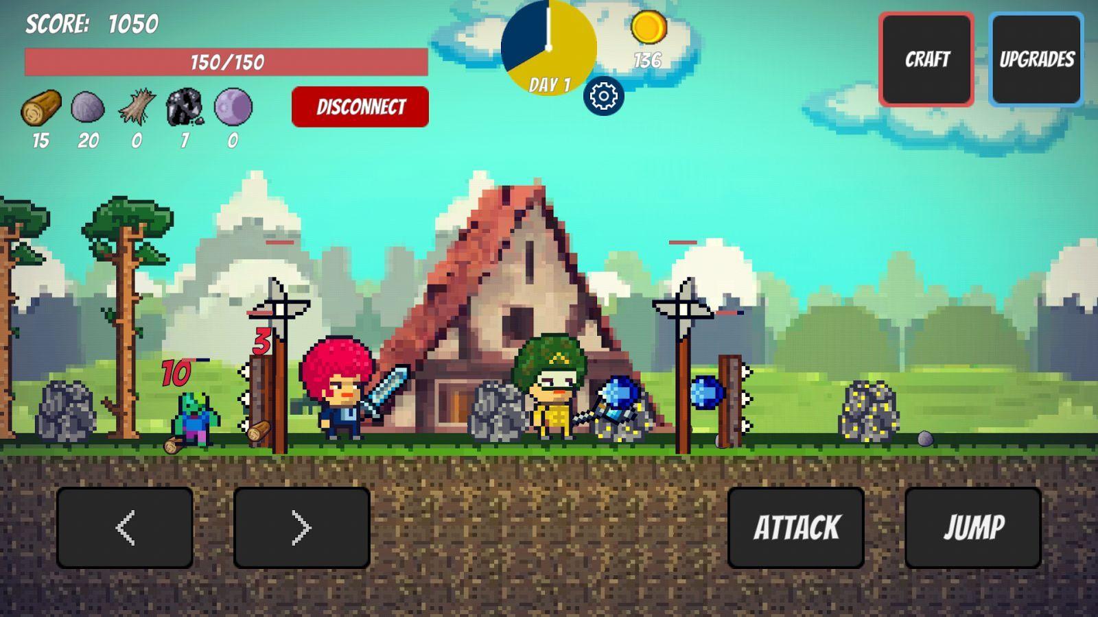 pixel game Google Search Survival games, Pixel games