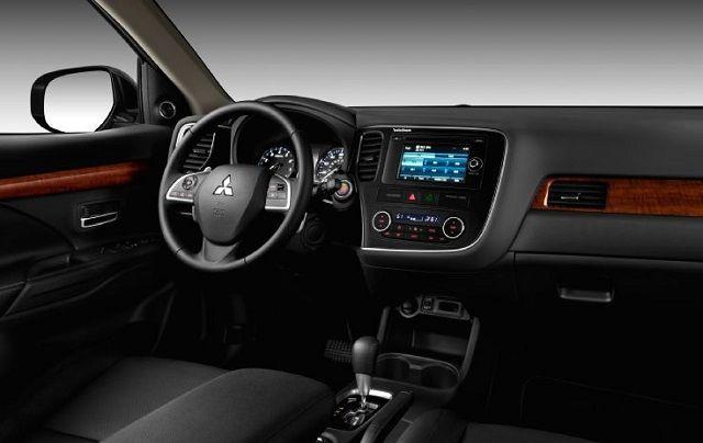 2016 mitsubishi outlander interior suv de luxe mitsubishi outlander intrieur voitures