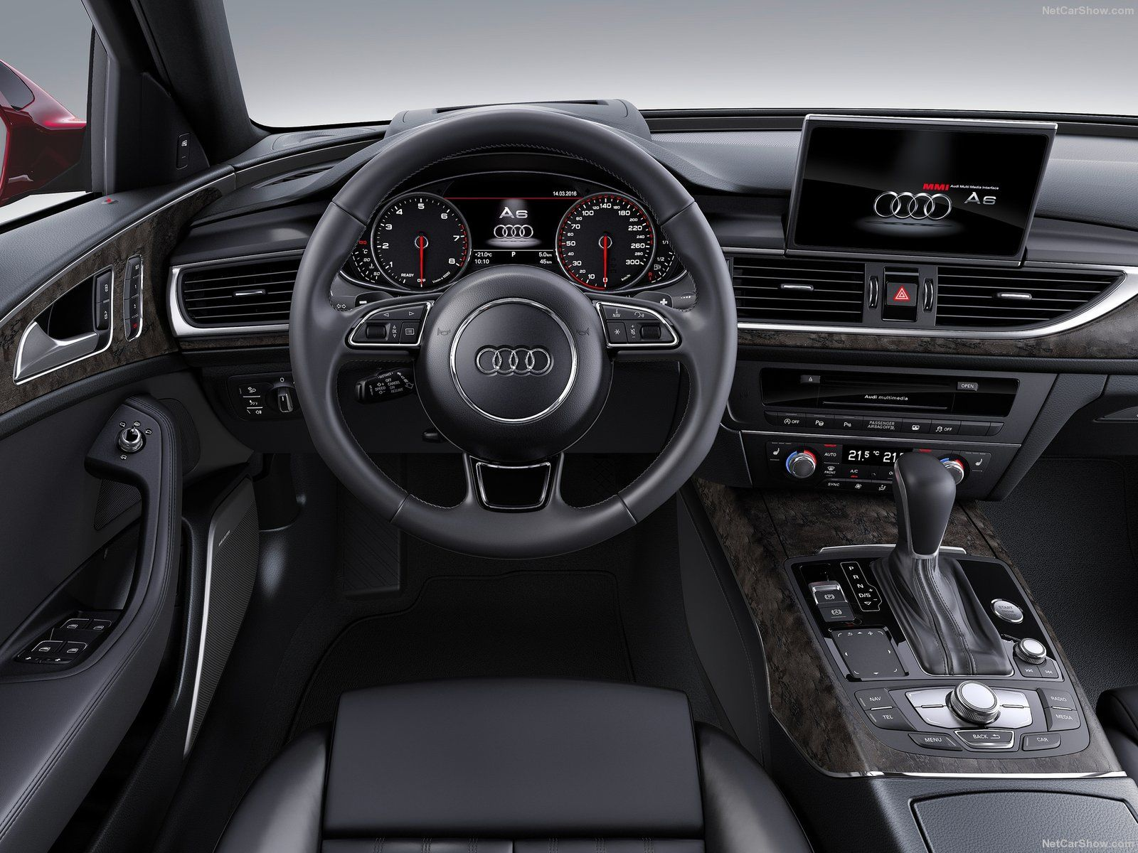 Audi a6 avant 2017