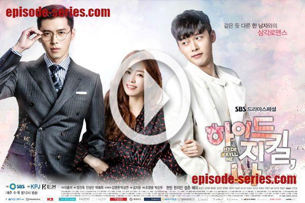 الحلقة الاخيرة من مسلسل هيدى وجيكل وانا كاملة Hyde Jekyll Me Korean Drama Korean Drama Series