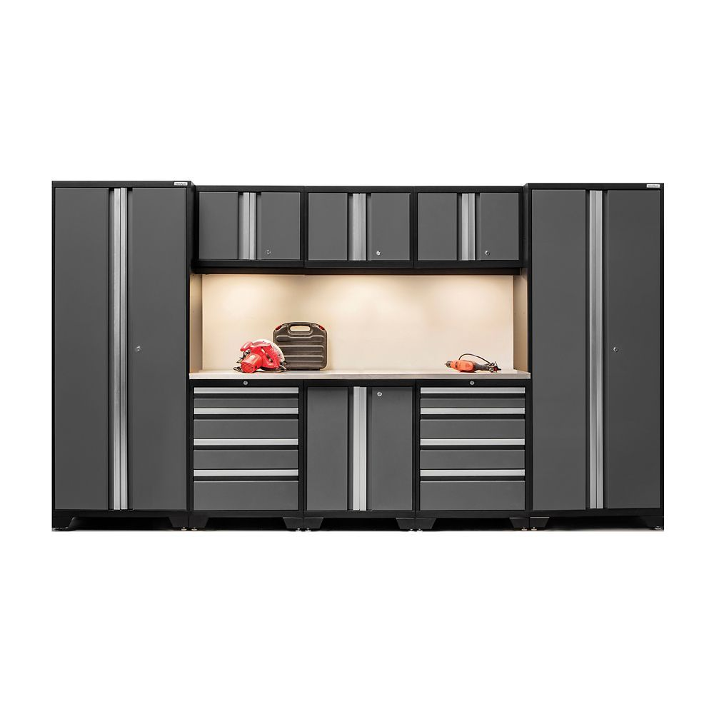 NewAge Products Bold 3.0 Series 12-Piece Cabinet Set In