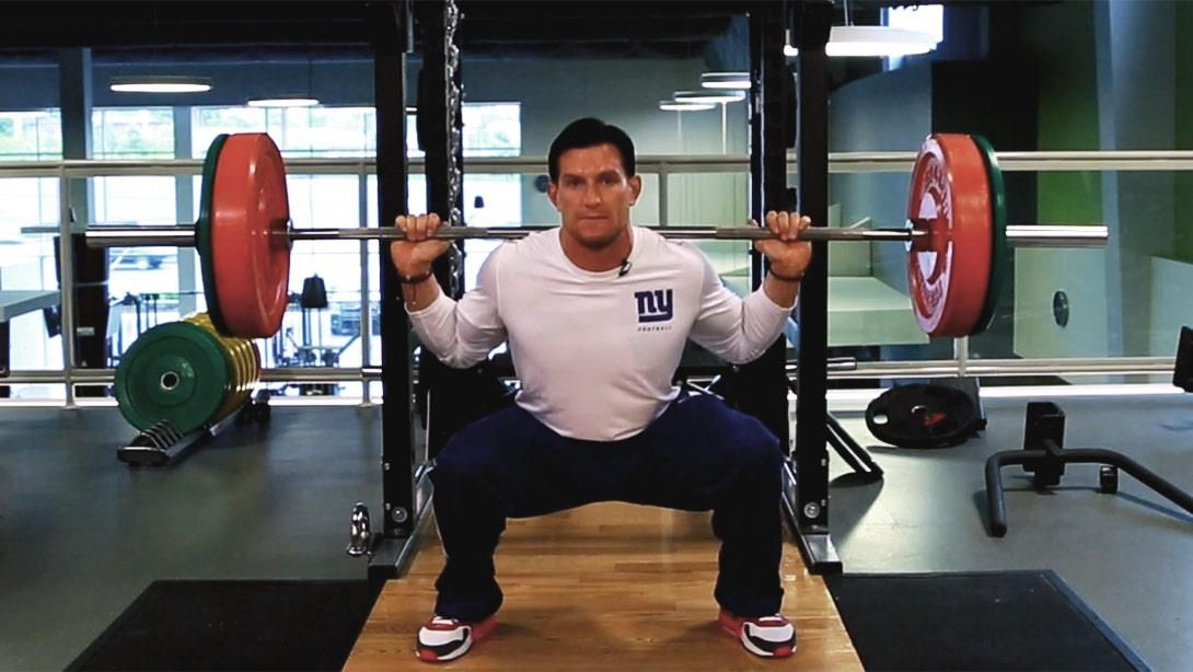 Follow the lead of this super bowl champ to build bigger