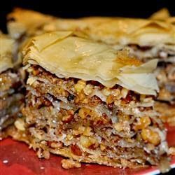 Baklava ~ A Greek favorite that makes everyone think you are a master chef and is sooo easy to make!!.