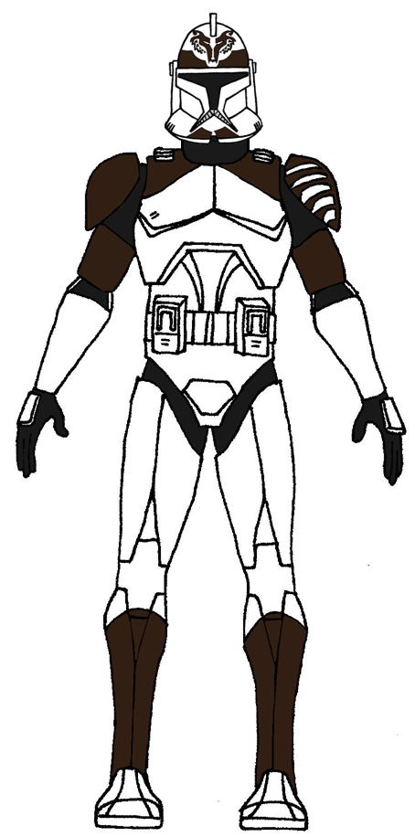 Clone Trooper Wolfpack Phase 1 | Star Wars | Pinterest | Clone ...