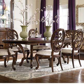 American Drew Jessica McClintock Collection: RENAISSANCE DINING ...