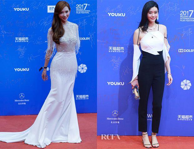 Red Carpet Fashion Look at 7th Beijing International Film