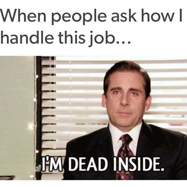 Ink361 The Instagram Web Interface Job Humor Work Humor Job Memes