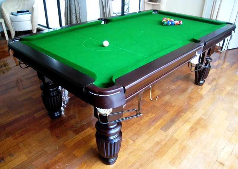How To Breakdown A Pool Table #stepbystep