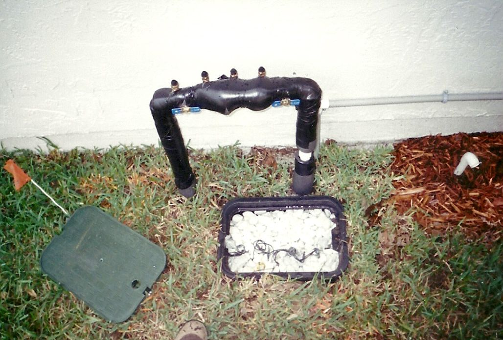 We Can Check Out Your Backflow For Any Leaks Call Us 904 608 4559 Sprinkler Repair Hunter Sprinkler Canning