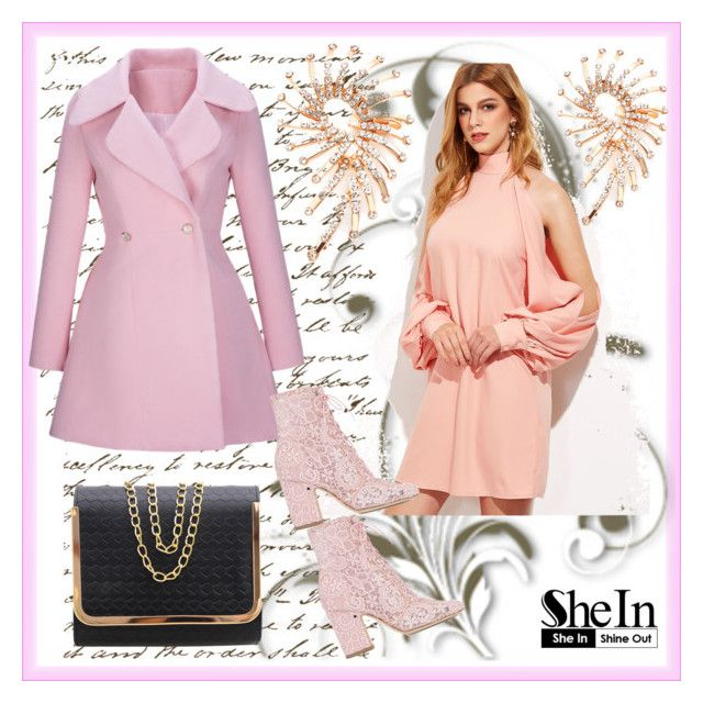 """""""SheIn 1"""" by dinka1-749 ❤ liked on Polyvore featuring WithChic and Laurence Dacade"""