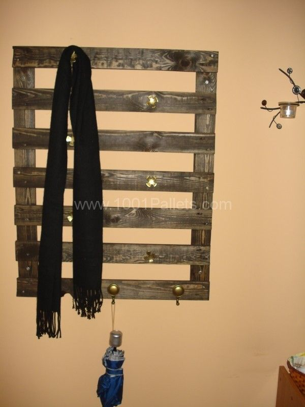 My First Coat Hanger | Coat hanger, Pallets and Hanger