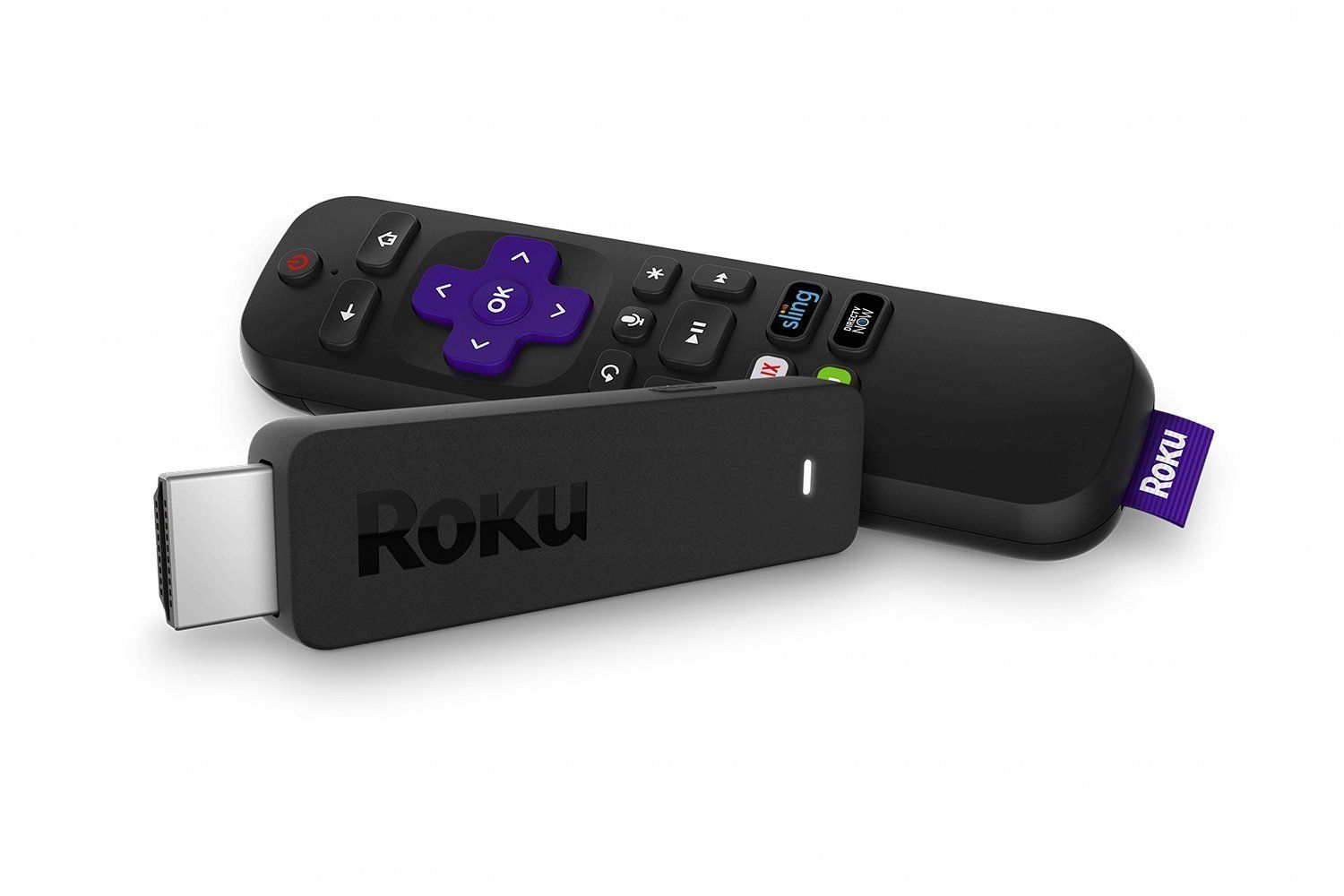 Roku Streaming Stick Portable, powerpacked