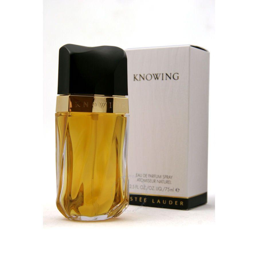 estee lauder knowing perfume best price