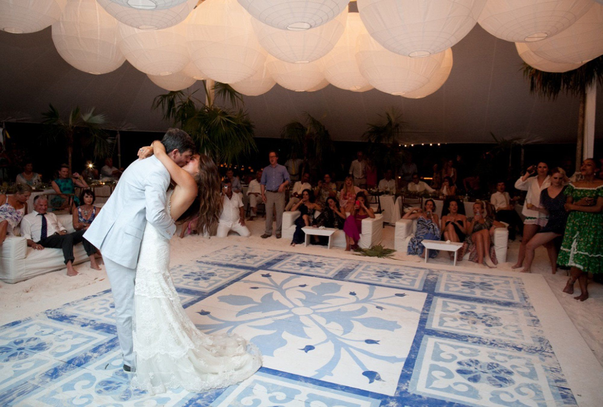 Michael And I During Our First Dance To Donnie Joe Emersons Song Baby From The