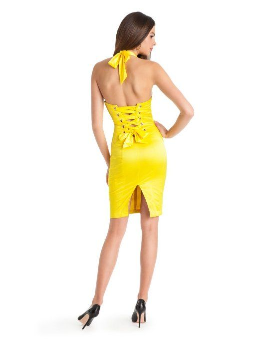 OMG WANT!!!! GUESS by Marciano Susanna Corset Dress: Clothing
