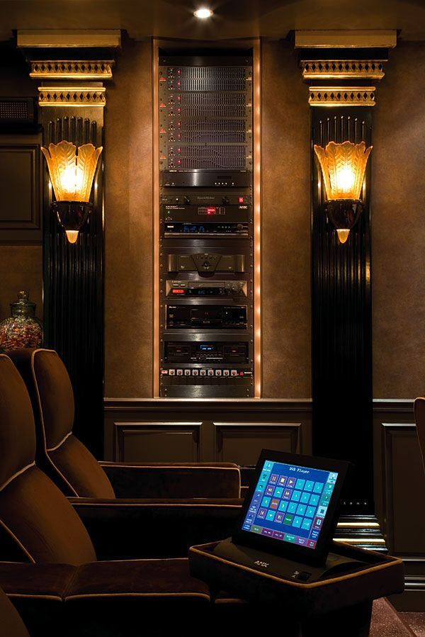 Home Theater Design #basement
