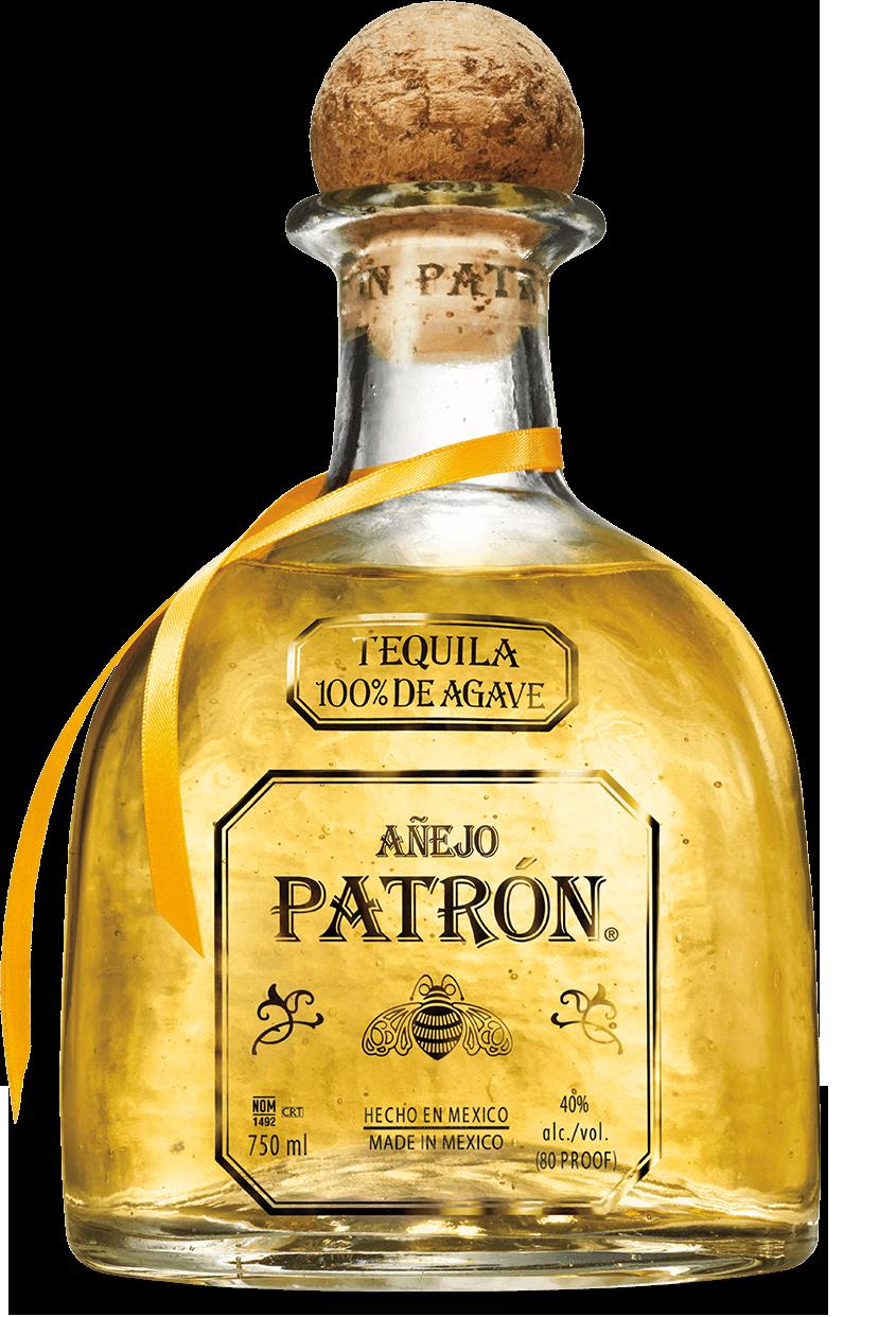 Patron Anejo Tequila Anejo Tequila Tequila Bottles