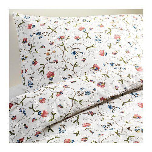 Amazon.com: Ikea ALVINE ÖRTER 3pc Queen Duvet-Cover 100-Percent Cotton ALVINE ORTER: Home & Kitchen