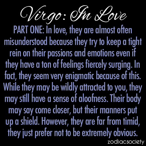 Virgo Man Falling Out Of Love