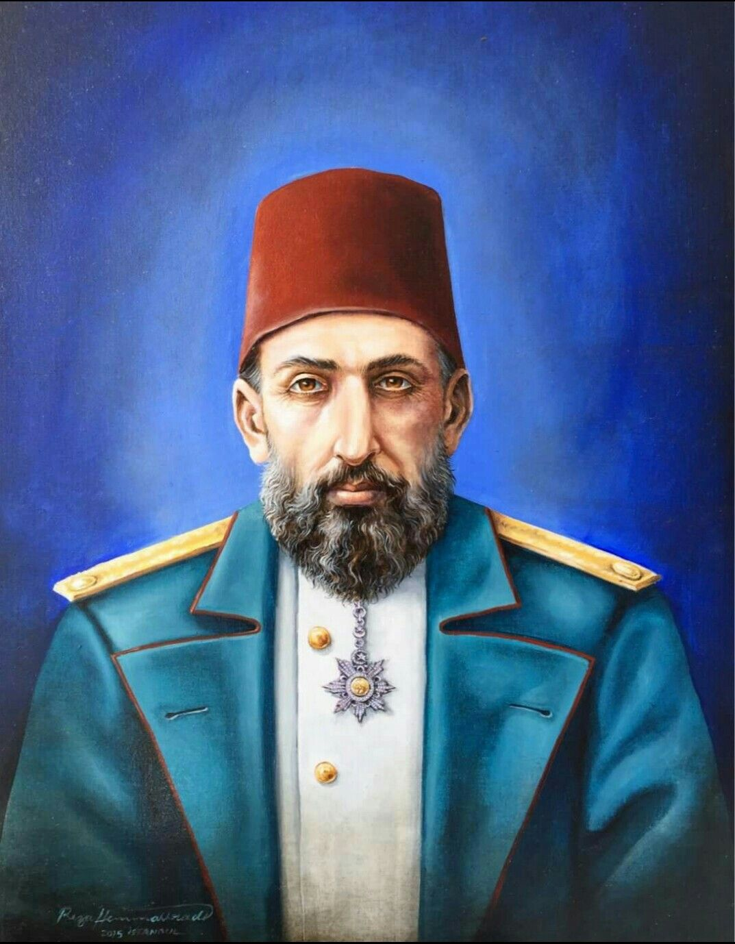 Last Caliph Of Ottoman Empire The Last Great Caliph