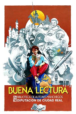 Buena lectura / José L. Saura ; [organizado por] Diputación de Ciudad Real (1997)