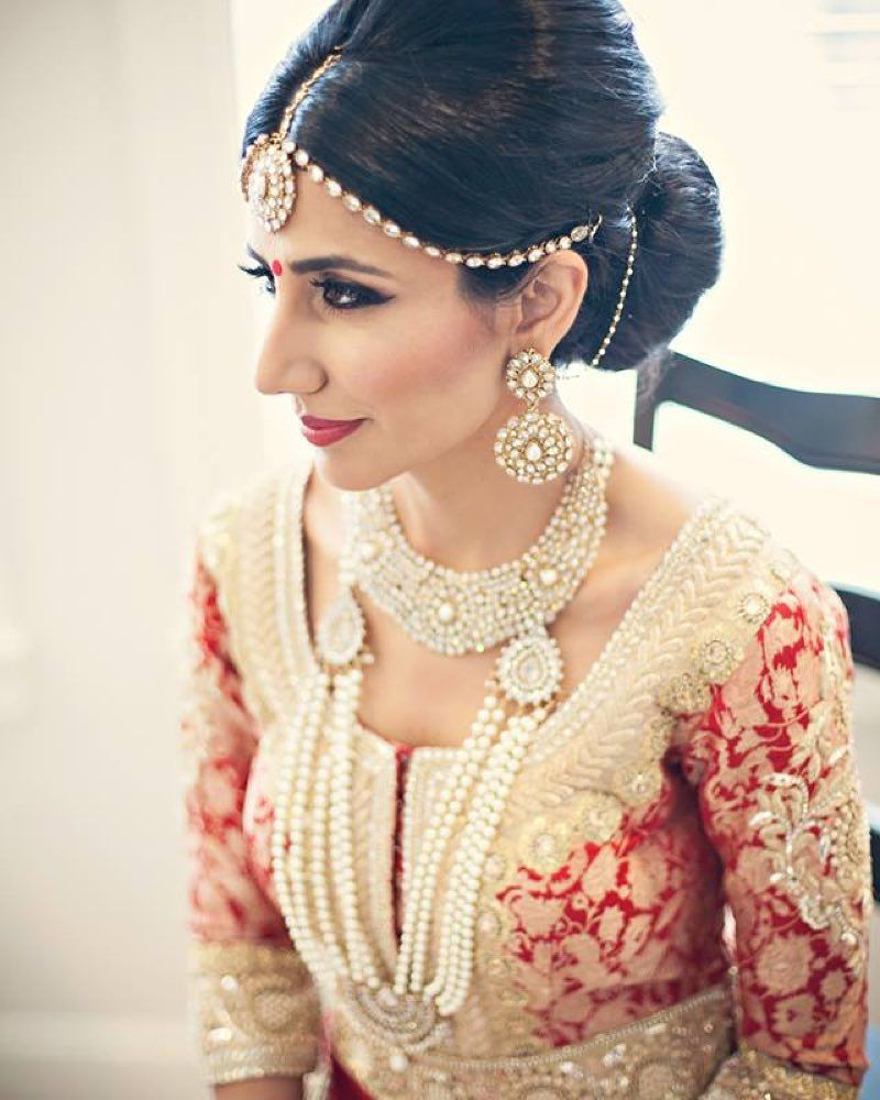 cool vancouver wedding classic bride | hair and makeup by