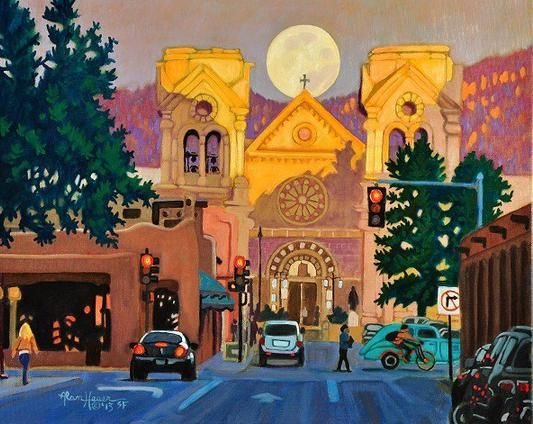 Pin By Pamela Armas On New Mexico The Land Of Enchantment Santa Fe Art Mexico Art Southwestern Art