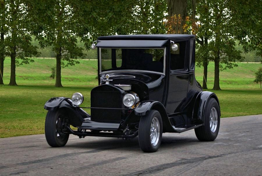 1927 Ford Model T High Top Hot Rod | Just Plain Cool | Pinterest ...