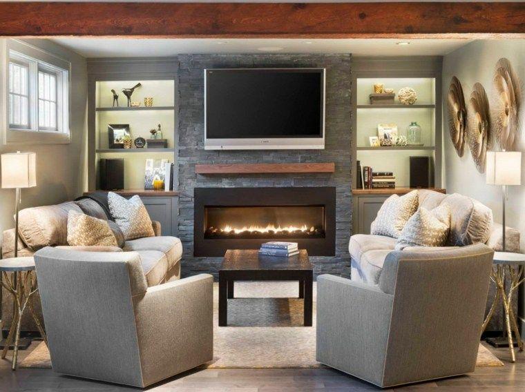 Déco cocooning pour une maison accueillante Salons, Foyers and